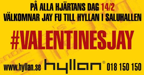 #VALETINESJAY 14/2 på Hyllan